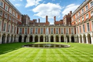 hotels near hampton court palace