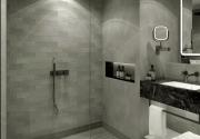 Bathroom at Clayton Hotel City of London
