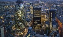 The_Gherkin_and_City_of_London_financial_district