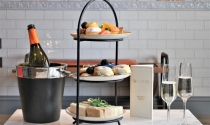 Afternoon tea at Clayton Hotel City of London
