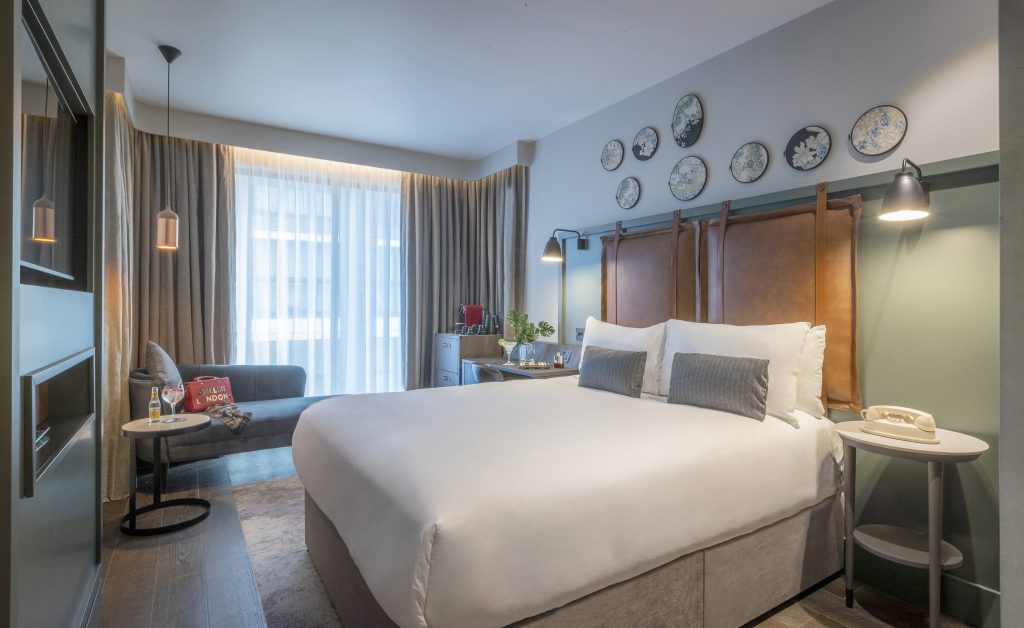 clayton Hotel City of London - Rooms