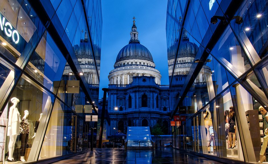 Hotel near st paul's cathedral london