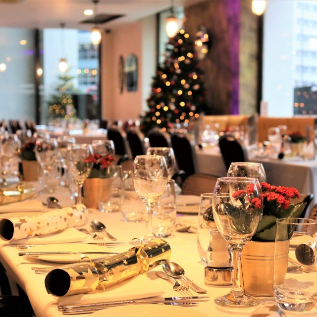 private dining at Clayton hotel